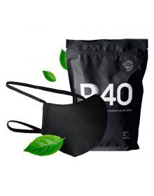 Mascherina antibatterica lavabile e riutilizzabile R40