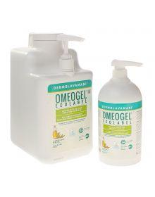Detergente Lavamani Omeogel