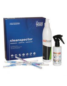 Cleanspector - Kit professionale per il controllo della pulizia nel settore alimentare