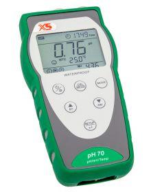 tecnafood, pHmetro portatile con datalogger