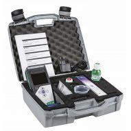 Kit pHmetro pH7 con valigetta e strumenti