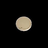 Coperchio compostabile monouso per bicchieri Bio-Nature Ø55mm