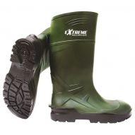 Stivali antinfortunistici S4 Extreme verdi con puntale