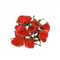 Rose con chiodo in plastica