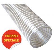 tubo spiralato per trasferimento alimenti